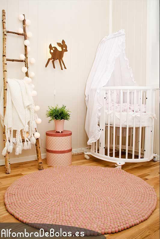 Alfombras de fieltro para dormitorios infantiles for Alfombras para dormitorio