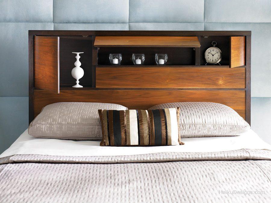 Cabecero de cama de madera im genes y fotos - Cabecero de cama de madera ...