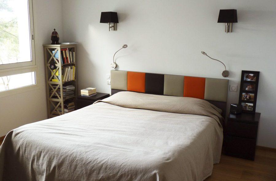 Cabecero de cama moderno de colores im genes y fotos - Fotos de cabeceros ...
