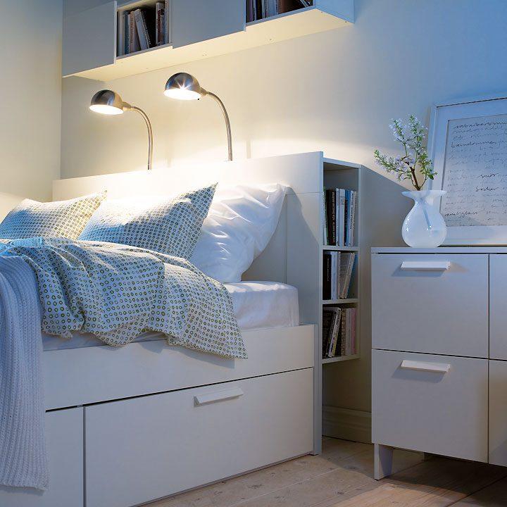 Consejos para dormitorios peque os im genes y fotos - Petite chambre adulte ...