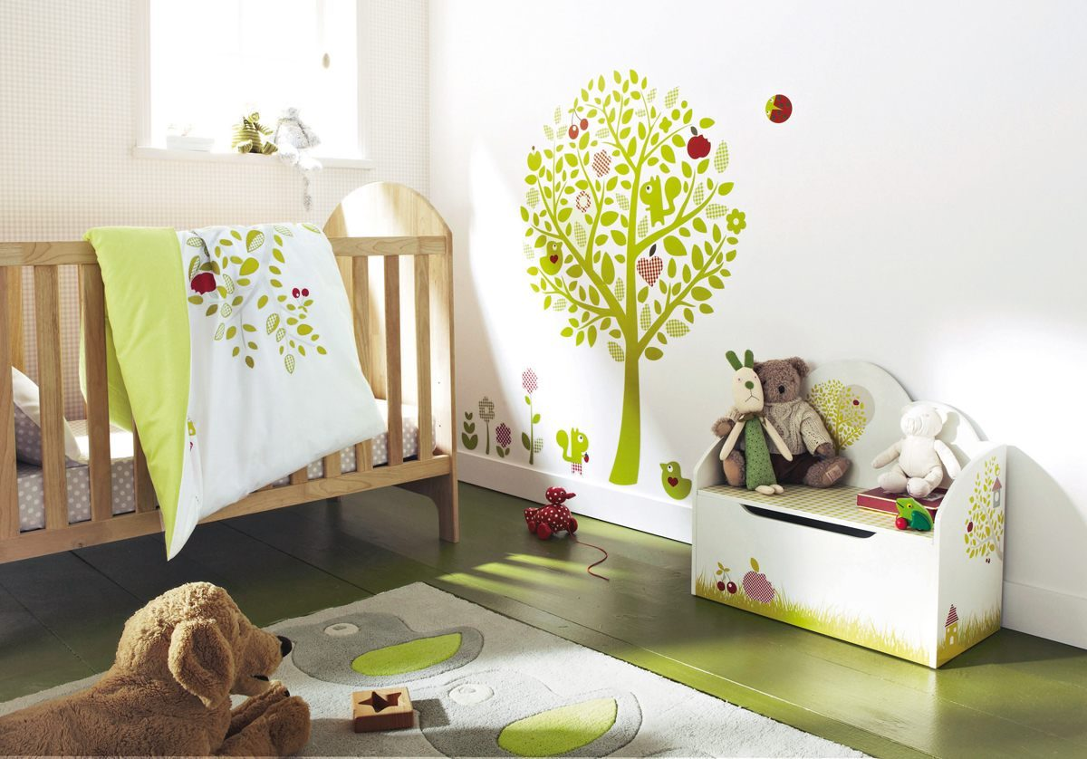 Decoraci n de dormitorios de beb s im genes y fotos for Ideas decoracion habitaciones bebes