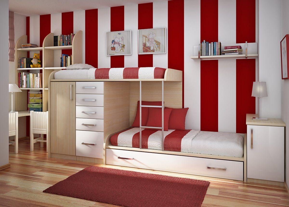 Decoraci N De Dormitorios Juveniles Im Genes Y Fotos ~ Decoracion Para Habitaciones Juveniles