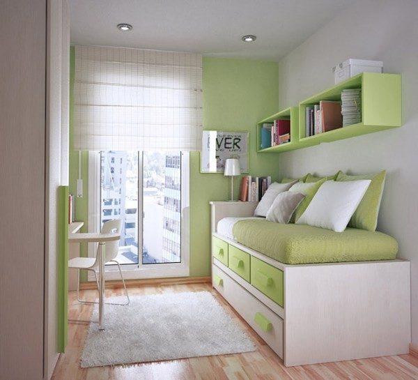 Distribuci n de habitaciones peque as im genes y fotos - Decoracion habitaciones pequenas juveniles ...