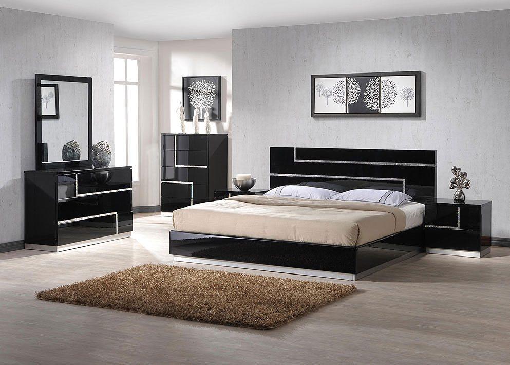 Dormitorio de dise o moderno im genes y fotos - Imagenes para dormitorios ...