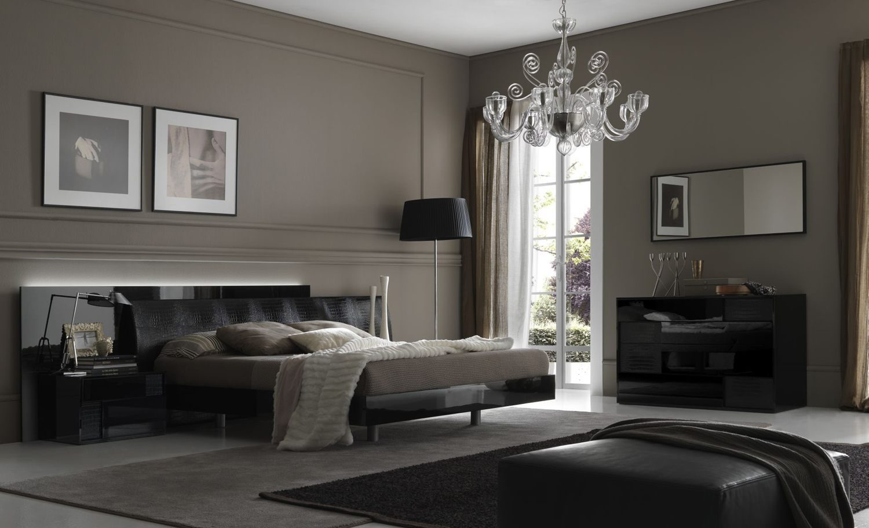 Dormitorio de matrimonio moderno im genes y fotos for Imagenes de dormitorios modernos
