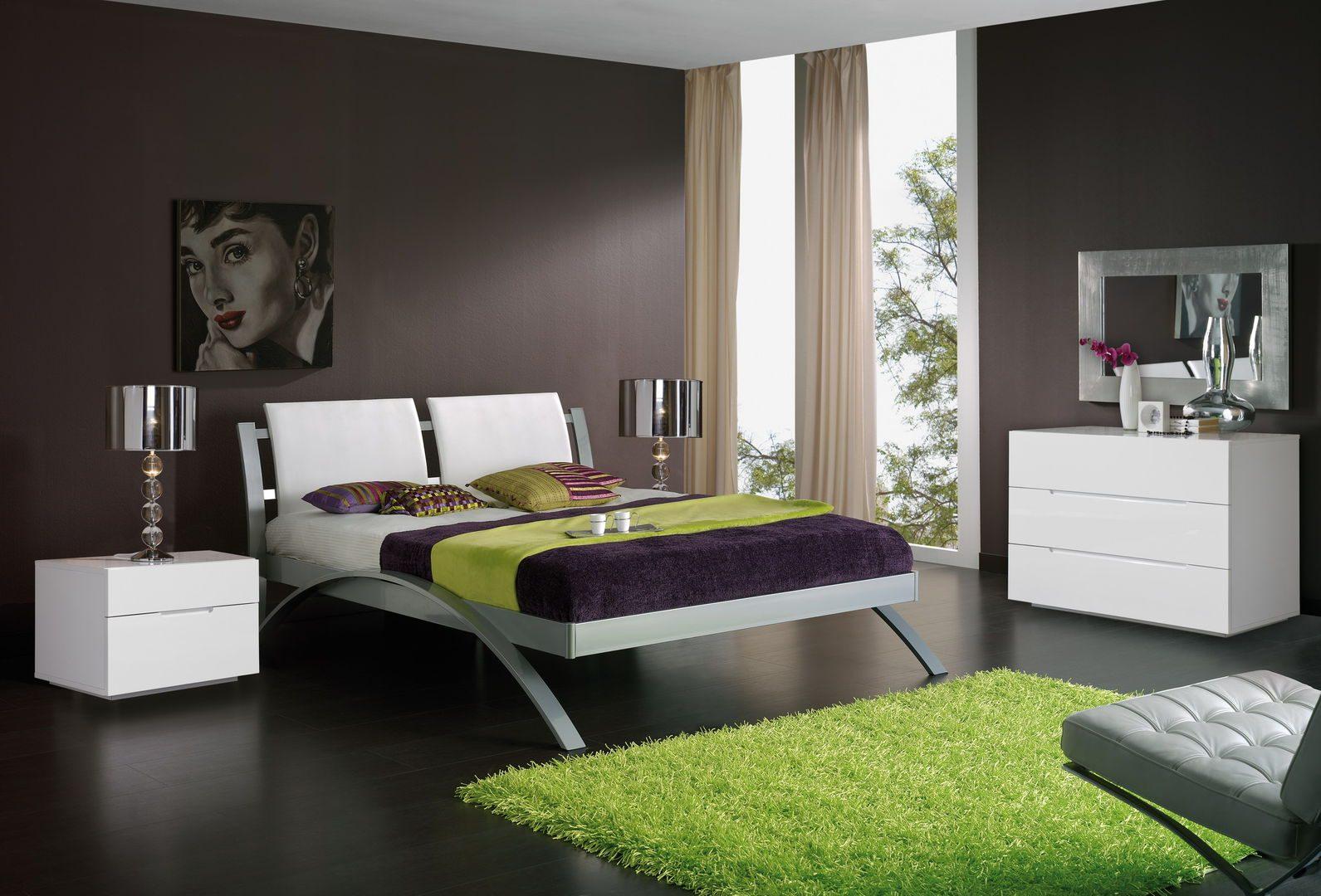 Galería de imágenes: Colores para dormitorios