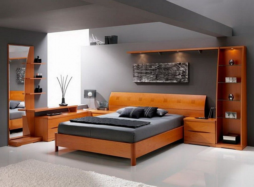 Muebles de madera para un dormitorio de matrimonio - Imagenes para dormitorios ...