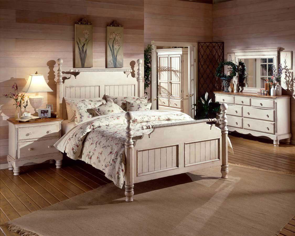 Dormitorios r sticos - Decoracion de habitaciones de matrimonio rusticas ...